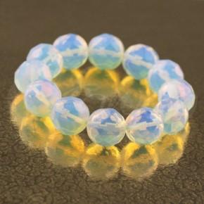 Zjawiskowa bransoletka, opal fasetowany