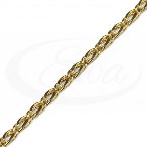 Mocna bransoletka złota, bardzo efektowna.
