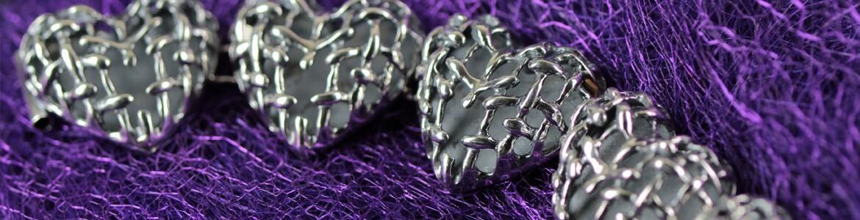 Srebrne łańcuszki